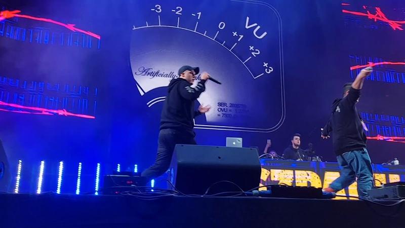 Szpaku - UFO Wrocław Hip Hop Festival 2018