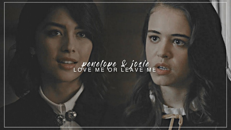 Penelope Josie | I will do it for her (1x05)
