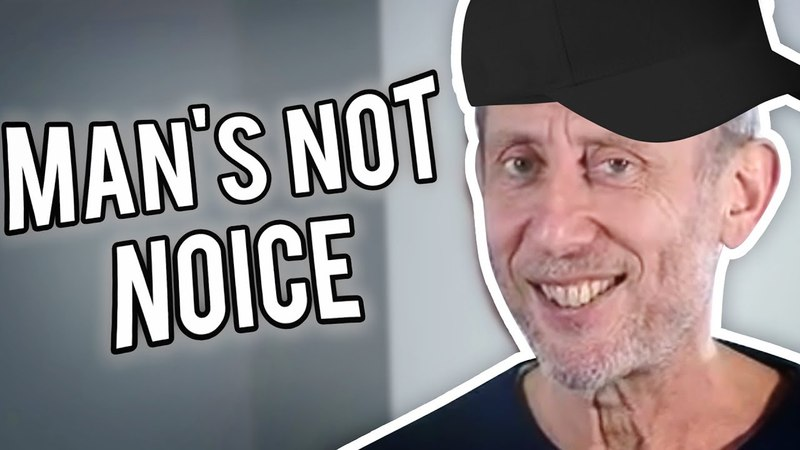 YTPMV - Man's Not Noice (Michael Rosen 72nd Birthday Collab Entry)