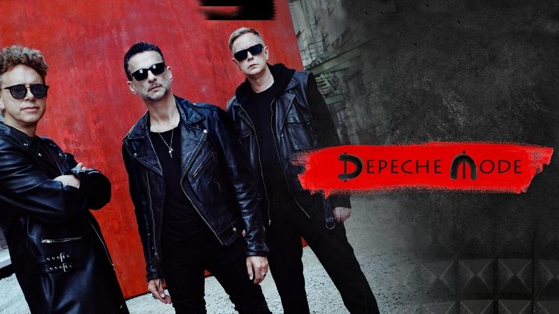 Трансляция DepecheMode GlobalSpiritTour TheEnd