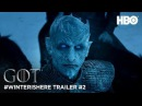 Game of Thrones Season 7 Finally OmgWinterIsHere Trailer 2 HBO HBO