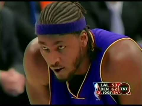 Kwame Brown In The Very Important Game Hard Work Clutch 06 04 2006