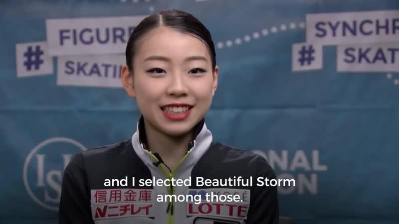 This is my program - Rika Kihira (Beautiful Storm)