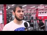 Интервью с Никитой Крыловым перед UFC Moscow