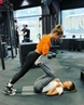 """Jasmine Tookes on Instagram No leg press no problem🙃 Tag someone you'd try this with @joja"""""""