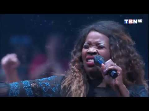 Psalmist Madelyn Berry - ministering, WayMaker on TBN