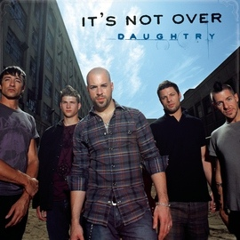 Daughtry альбом It's Not Over