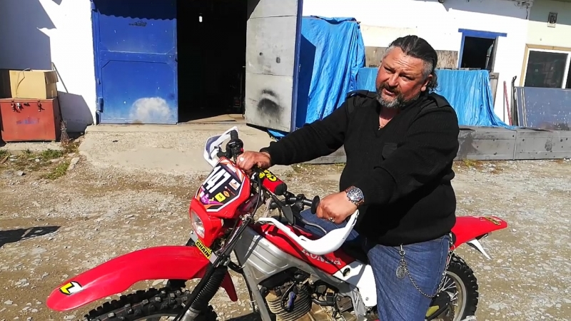 ........Комиссионный Мотоцикл ХОНДА ТЛМ 250.............120 руб