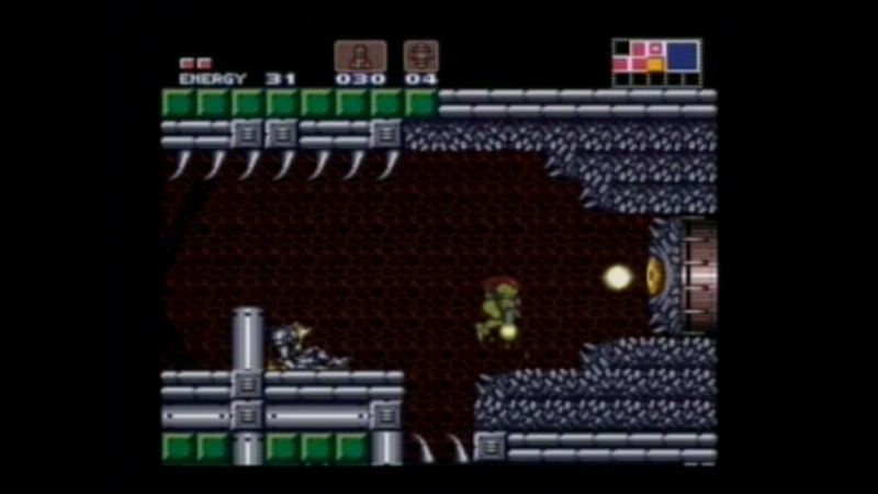 Game Center CX NC09 - Super Metroid. Part 1 [480p]