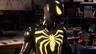 Spider-Man Ps4 2018 Cut Scene - Spider-Man Makes A Special Suit To Fight Doctor Octopus