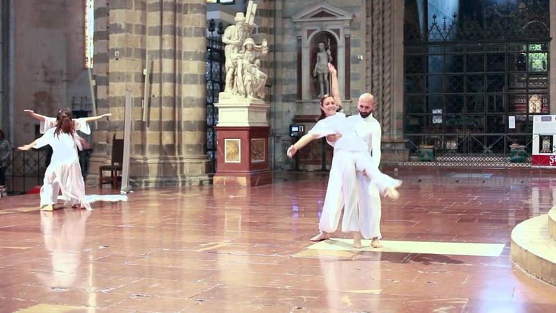 Suor Anna Nobili - Io Ballo con Dio 27-05-2013 Duomo di Orvieto