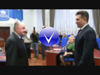 Юбилей отмечает Валерий Гущин - директор Новополоцкого УОР