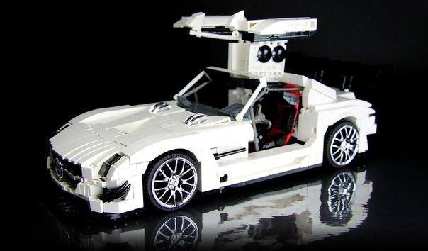Lego Technic представил набор
