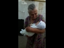 У прабабушки Оли 15.08.18