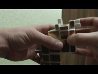 Зеркальный сиамский куб (Siamese Mirror) куб, сборка ч.4