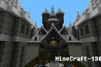 Minecraft castle schematics images.