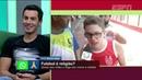 João torcedor do Vila Nova que viralizou com cornetada pesada ao time participa do BB Debate