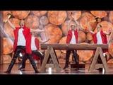 Танц. группа гос. омского русского нар. хора. Лига удивительных людей. Суперфинал