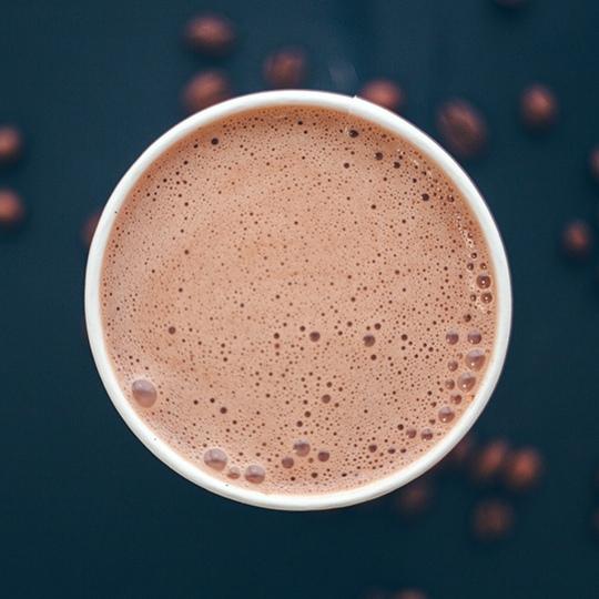 Классические напитки: Горячий шоколад