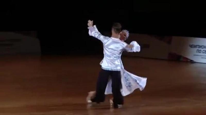 Выступление пермяков победителей чемпионата мира по танцам