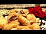 Рецепты от Бабушки Эммы - Жареная слоеная самса с мясом.