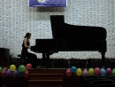 И.С.Бах прелюдия и фуга соль мажор; В.А.Моцарт соната №13; Е.Уальд The man I love