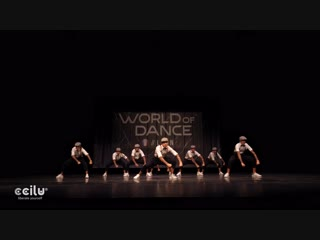 So Unikid I 2nd Place Team Division I Winners Circle I World of Dance Lyon 2018