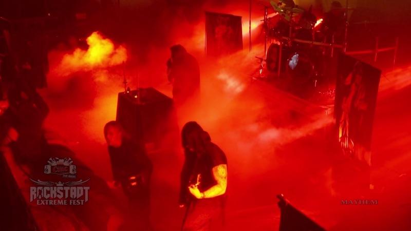 Mayhem 2016-08-13 Rosenau, Romania - Rockstadt Extreme Festival (Webcast 1080p)