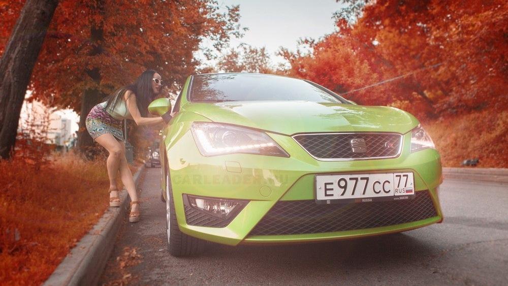 Seat Ibiza FR 2013 1.4 turbo