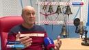 Накануне Крещения на радио «Поморье» впервые вживую звучали колокольные звоны