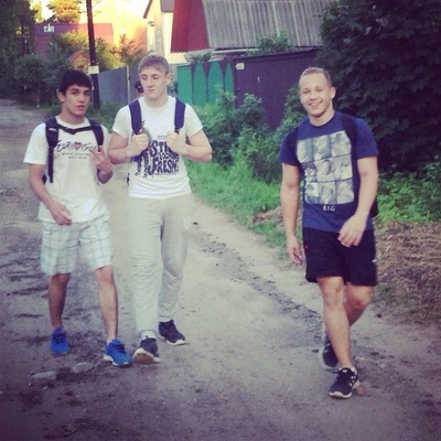Илья Шифрин, 6 июня , Москва, id65595450