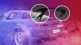 Тюнингуем Mazda RX8 с помощью 3D печати. Тестим на скорости 200 кмч  Влог 2, часть 1