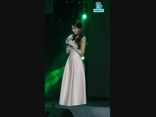 [V LIVE] 181228 [FOCUSED CAMERA] Ji Yeon - ONE DAY - V HEARTBEAT YEAR END PARTY 2018