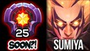 Sumiya Back to TOP 1 Invoker, First Level 20! EPIC Gameplay Dota 2