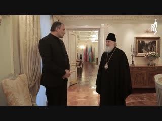 Святейший Патриарх Кирилл - На что живёт Церковь.HD