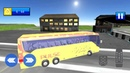 Heavy Bus Mega Ramps Stunts impossible ramps to show the world truck race challenging game 3D 3