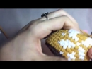 Мастер класс по вязанию Тучки из м/фильма Мимимишки в технике амигуруми. Часть2