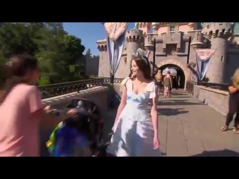 Disney's California Adventure / The Nutcracker and the Four Realms — Mackenzie Foy — October4th,2018