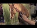 как рисовать лошадь для начинающих Игорь Сахаров