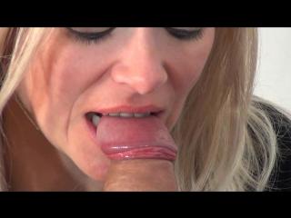 [Cbtrample.com] Mistress Alina - Starring Alina Cock Eaten Alive close up blowjob