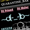 13/11/14 в QUARANTINE Dj DAY!!!