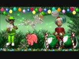 Прикольное поздравление с Новым Годом!!! Пляшут дяди, пляшут тети...