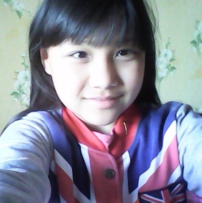 Мадина Мажитова, 20 августа 1999, Магнитогорск, id218603406