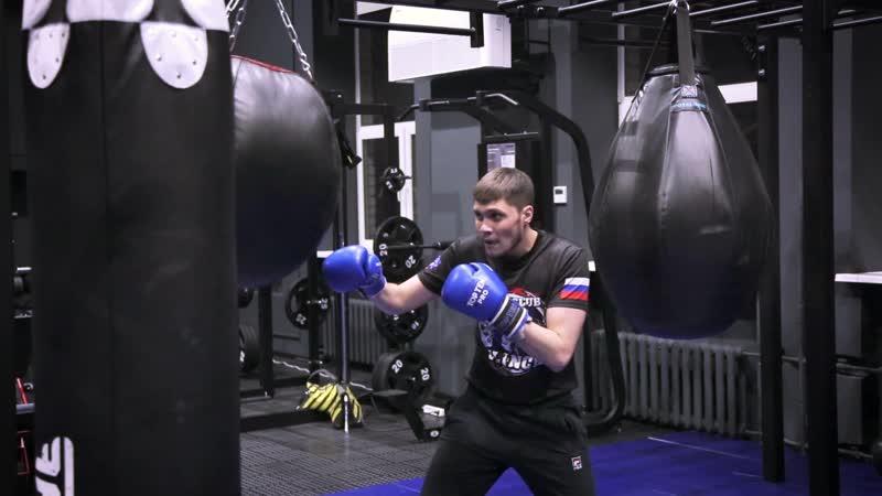Руслан Романович - тренер по классическому боксу
