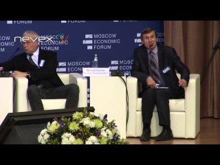 Василий Мельниченко о селе, Московский Экономический Форум, 21 марта 2013
