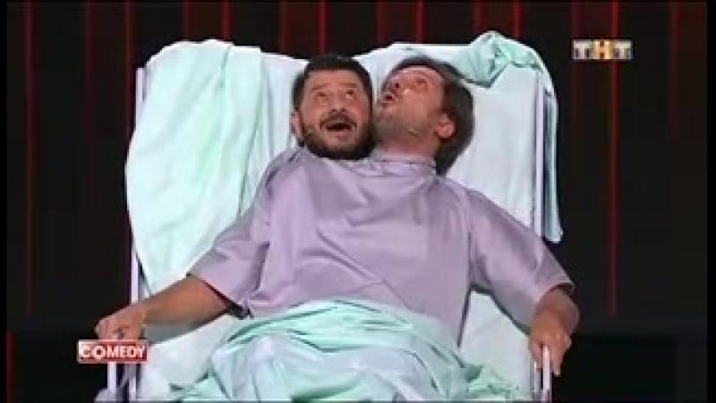 Ревва и Галустян Пересадка тела
