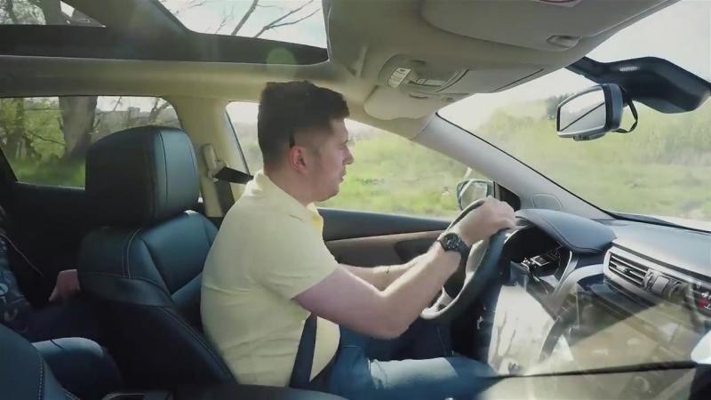 Nissan Murano.Тест-Драйв.Anton Avtoman