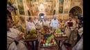 У день Преображення Митрополит Онуфрій очолив святкове богослужіння у Києво-Печерській Лаврі