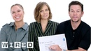 Mark Wahlberg, Ronda Rousey and Lauren Cohan Answer the Web's Most Searched Questions   WIRED