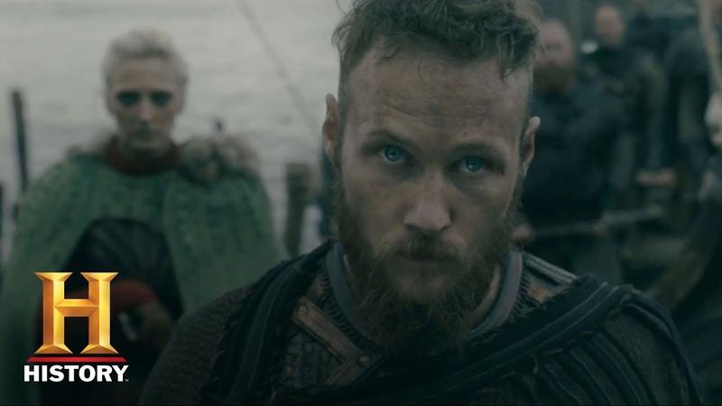 Vikings: Mid-Season 5 Official SDCC Trailer (Comic-Con 2018) | Series Returns Nov. 28 | History